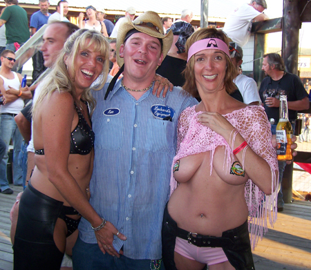 Sturgis Rally Girls