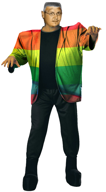 Frank einstein gay