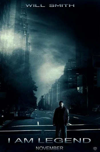I Am Legend Movie Poster Movie View: I am Legen...