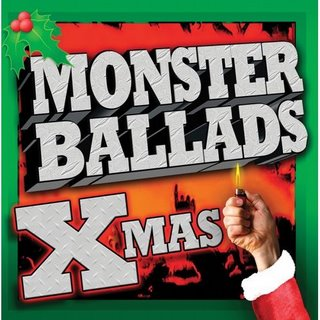 Monster Ballads Christmas ~ Various Artists