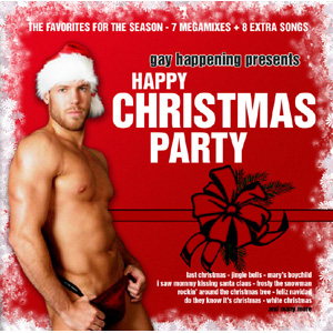 Gay Happening Presents Happy Christmas Party