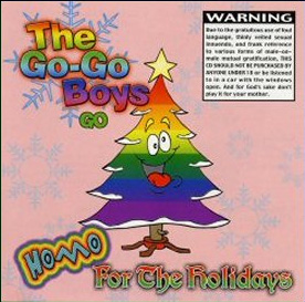 Homo For The Holidays ~ Go-Go Boys