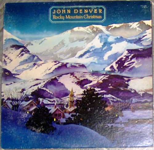 Rocky Mountain Christmas~ John Denver