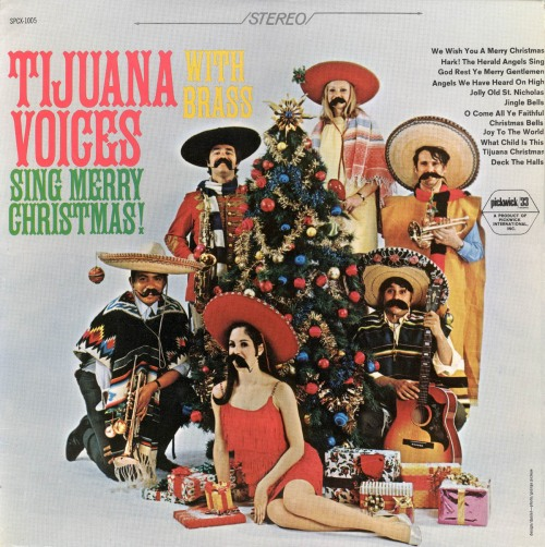 Sing Merry Christmas!~Tijuana Voices