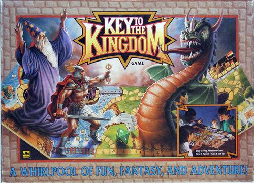 key-to-the-kingdom