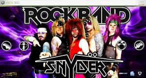 rockband snyder