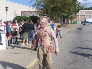 An Awesome Zombie