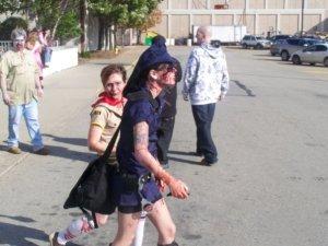 Oooooooooo sexy zombie