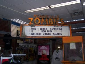 The official Zombie Museum